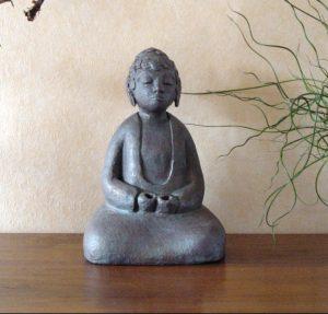 Buddha-2 van Yvonne